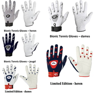 Bionic Tennis Gloves tennishandschoenen