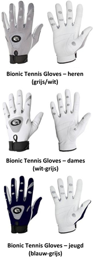 Bionic Tennis Gloves